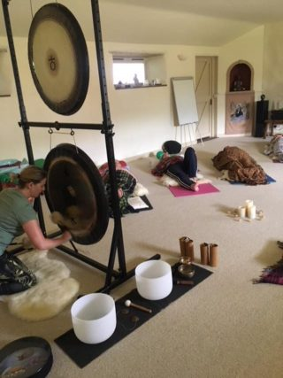 Gongs, Yoga, Pilates, Meditation